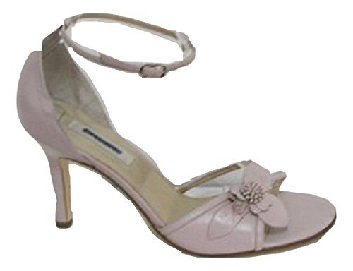 Dune MEXY, Sandali donna Turchese Rosa - Baby Pink Size 7 (40)