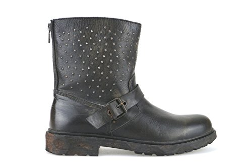 scarpe donna CULT stivaletti T. moro pelle AJ600 (40 EU)