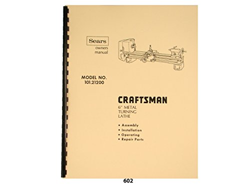 Sears Craftsman 6