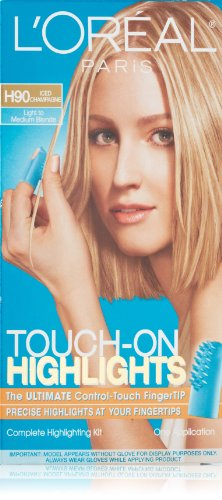 Oreal Paris Touch-On Highlights, H90 Iced Champagne