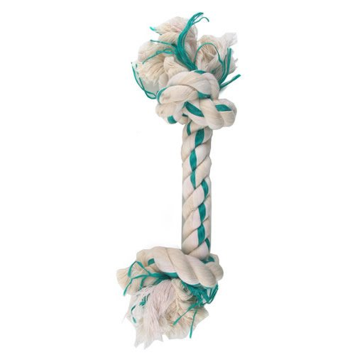 Dog Toy Rope, Large Spearmint