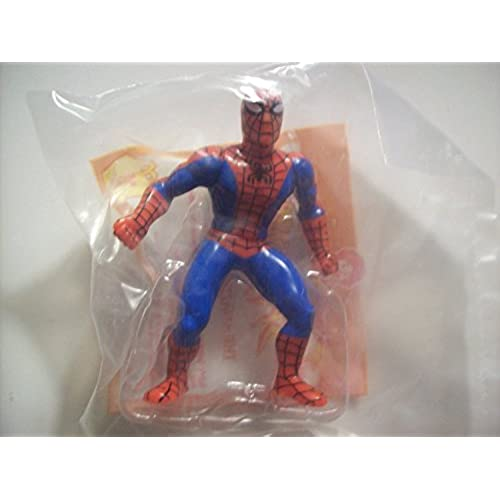 The Amazing Spider Man Mcdonalds Toy [병행수입품]