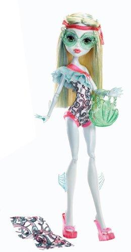 swimsuit monster highlagoona blue doll