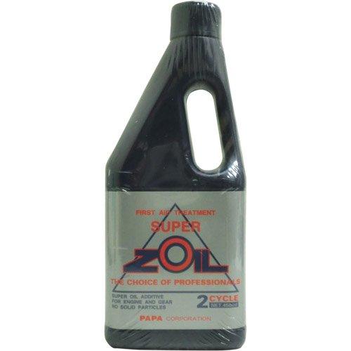 SUPER ZOIL for 2cycle スーパーゾイル  2サイクル用 450ml ZO2450 オイル添加剤 ZO2450 [HTRC3]