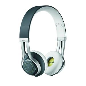 Jabra Revo Wireless Bluetooth On-Ear-Kopfhörer (Stereo-Headset, Bluetooth 3.0, NFC, Freisprechfunktion) grau