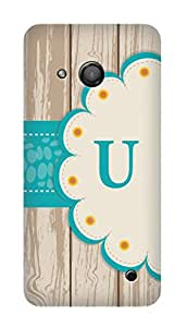SWAG my CASE PRINTED BACK COVER FOR NOKIA LUMIA 550 Multicolor