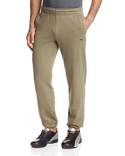 PUMA Men's Cuffed Sweat Pant