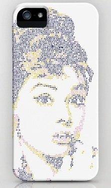 オードリー・ヘップバーン society6 iphone 6/ iphone 6 plusケース並行輸入品 (iphone 6 plus, Audrey04)
