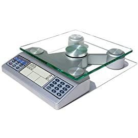 EatSmart™ Digital Nutrition Scale - Professional Food and Nutrient Calculator