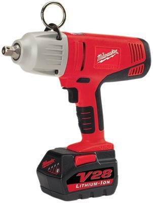 Milwaukee Electric Tools - 28 Volt Impact Wrench Kit - 495-0779-22