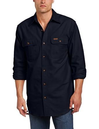 5d47c2a38c0 Carhartt Men s Big-Tall Chamois Long Sleeve Shirt
