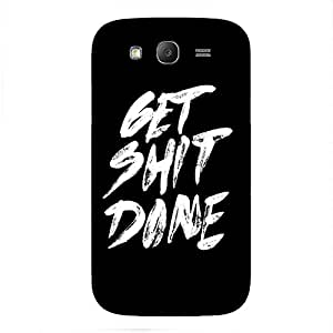 Back cover for Samsung Galaxy Grand 2 Get Shit Done 2
