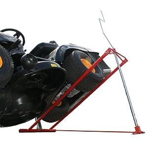 rampe de levage tracteur tondeuse bande transporteuse caoutchouc. Black Bedroom Furniture Sets. Home Design Ideas