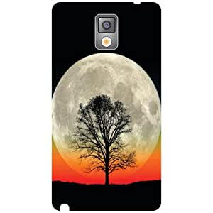 Printland Beautiful Back Cover For Samsung Galaxy Note 3 N9000