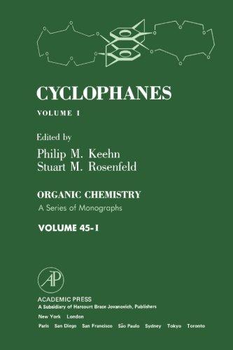 Cyclophanes, Volume I