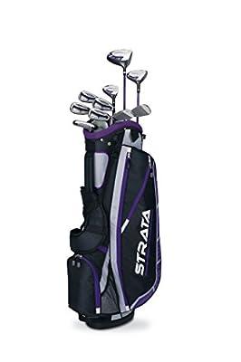 Callaway Women's Strata Plus Golf Club Set (14 Piece)