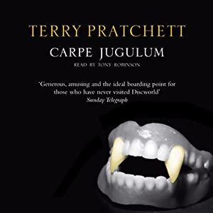 Carpe Jugulum: Discworld, Book 23 | [Terry Pratchett]