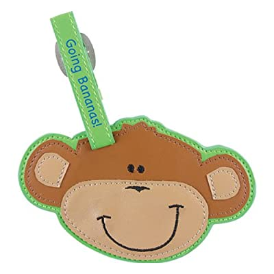 Kids Luggage Tag - Stephen Joseph - Monkey