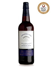 Medium Dry Amontillado Sherry - Case of 6