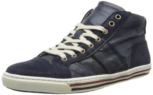 Lloyd and Price Mens Hickie High-Top Navy 8 UK, 42 EU