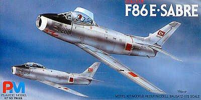 PM Models Canadair F-86E Sabre