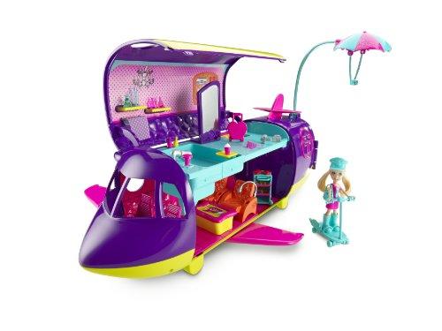 Polly Pocket Adventure Jet