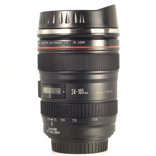Miglior regalo obiettivo lente camera tazza acciaio for Regalo camera