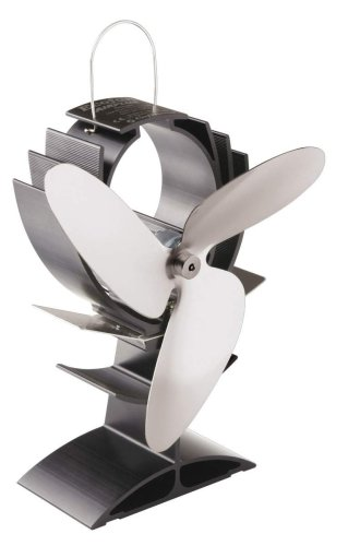 Caframo Limited 802CA-KBX Ecofan Airplus, Nickel Blade
