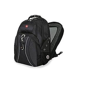 wenger scansmart sac dos pour ordinateur portable 17. Black Bedroom Furniture Sets. Home Design Ideas