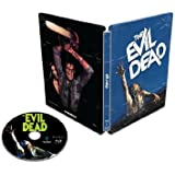 The Evil Dead (SteelBook Edition) [Blu-ray] (Bilingual)
