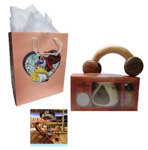 Valentine's Day Relaxation Gift Set, Includes O-zone Relaxation Kit And CD