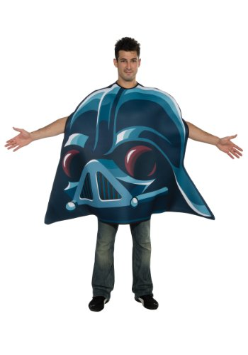 Angry Birds Star Wars Darth Vader Adult Costume