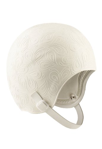 Speedo Aqua Fitness Cap with Strap, White