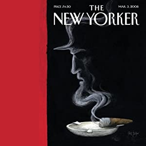 The New Yorker (March 3, 2008) | [Alma Guillermoprieto, Lizzie Widdicombe, Jim Holt, Richard Ford, Sasha Frere-Jones, Nancy Franklin, David Denby]