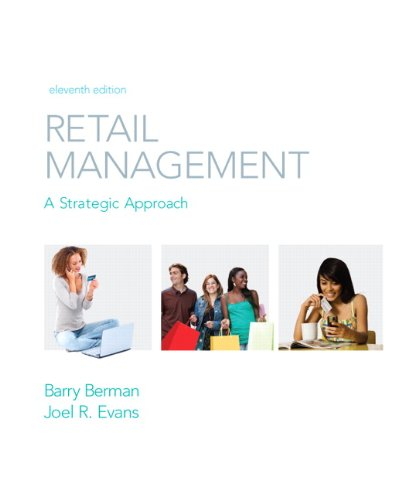 Retail Management: A Strategic Approach (11th Edition)