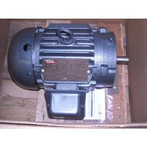 Lincoln Cf2P1Tcn64/Lm22501 1 Hp Hostile Duty Electric Motor 460/380 Volt