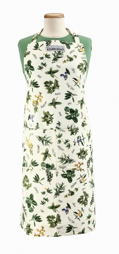 Ritz 73521 Kitchenwears Herb Thyme Print Apron