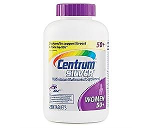 Centrum Silver Women Multivitamin (500 Tablets)