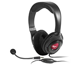 Creative HS800 Fatal1ty Gaming Headset with Detachable Noise-Cancelling Microphone