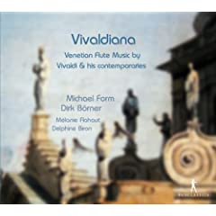 Recoder Sonata in F Minor (after A. Vivaldi): III. Sarabanda: Largo (after RV 621)