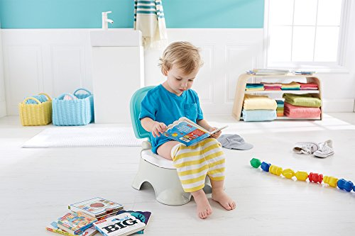 Fisher price stepstool potty royal baby toddler training seats