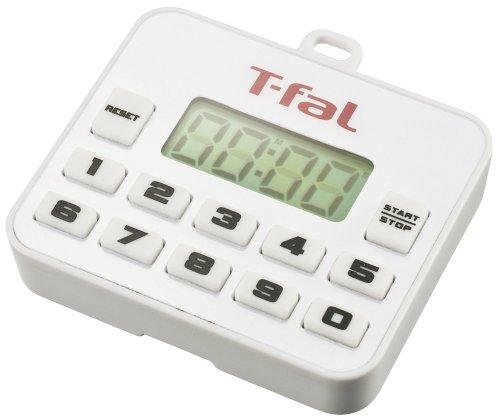T-FAL kitchen timer Petit white K02801