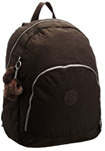 Kipling Casual Daypack Carmine A, Expresso Brown, K15254