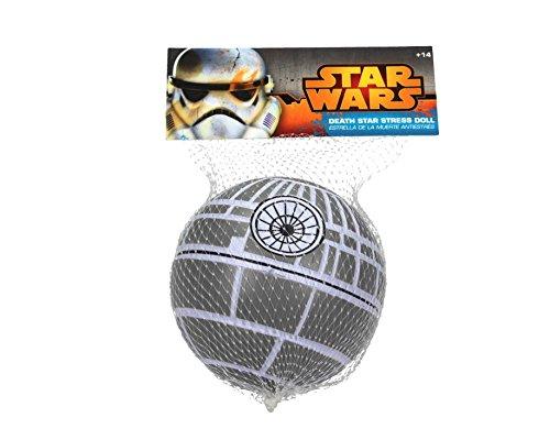 Star Wars Anti Stress Figure Figura Death Star 8 cm SD Toys