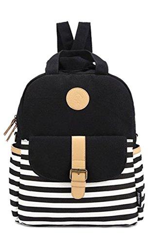 unisex-fashionable-canvas-backpack-school-bag-super-cute-stripe-school-college-laptop-bag-for-teens-