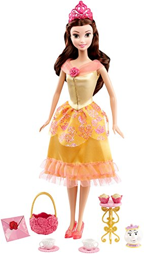 Disney Princess Royal Celebrations Belle Doll