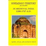 Rohilkhand territory (Katehr) in medieval India, 1200-1707 A.D