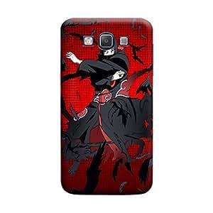 MakemyCase Samsung A3 Batman Returns 3D Matte Finishing Printed Designer Hard Back Case Cover (Black)