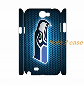 NFL Seattle Seahawks samsung galaxy note 2 case by hiphonecases