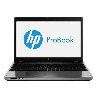 HP ProBook 4540s C9K70UT 15.6 LED Notebook Intel Core i3-3110M 2.40 GHz 4GB DDR3 500GB HDD DVD-Novelist Intel HD Graphics 4000 Windows 7 Masterful 64-bit